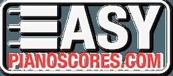 Easypianoscores.com logo