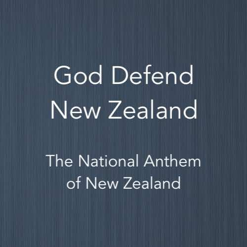 Cover image for God Defend New Zealand piano arrangement