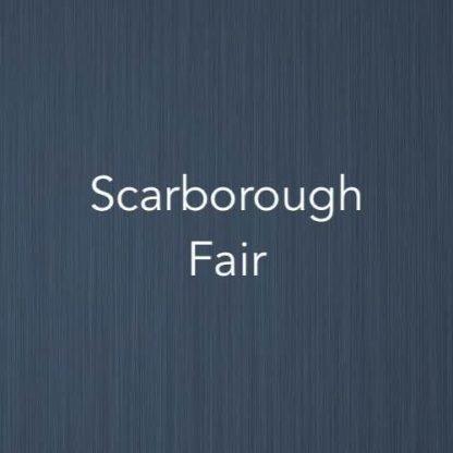 Cover image for piano arrangement of Scarborough Fair