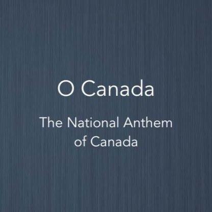 Cover image of piano score for Jana Gana Mana, the National Anthem of Canada